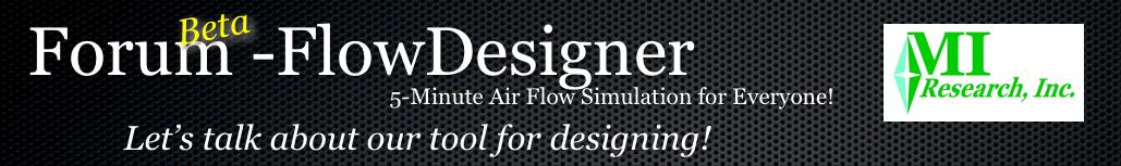 FlowDesigner User Forum